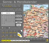 lunalink.de: Hier finden Sie die Mondphasen